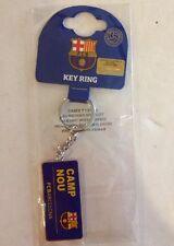Barcelona Barca FC Street Sign Keyring / Keychain Official Merchandise
