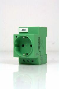Phoenix Contact 230 VAC Socket Schaltschranksteckdose 16 A Sd-d / Sc