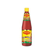Maggi Hot & Sweet Tomato Chilli Sauce (Bottle) 500 gm