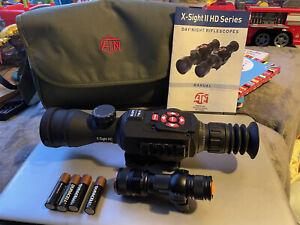 ATN X-Sight II Smart HD 3-14x DGWSXS314Z Digital Night Vision Day And Night