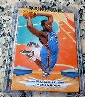 JAMES HARDEN 2009 NBA #1 Draft Pick Rookie Card RC Brooklyn NETS $$ HOT $$