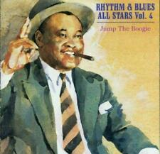 Rhythm And Blues All Stars Vol 4: Jump The Boogie - Various Artists (NEW CD)