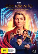 Doctor Who Revolution of The Daleks DVD Region 2 and 4