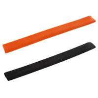 2Pcs Billiard Cue Grips Sleeve Accessories Pool Cue Rubber Handle Wrap Grip
