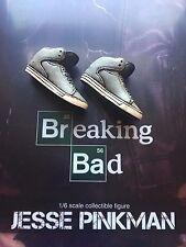 Threezero Breaking Bad brba Jesse Pinkman Zapatillas & Estriberas Suelto Escala 1/6th