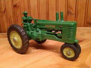 Vintage Arcade Ertl John Deere A Model Tractor