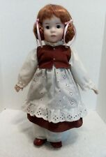 SFBJ Doll Reproduction Porcelain with Cloth Body