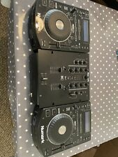 More details for numark ndx 500's and m2 scratch mixer
