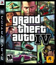 Jeux vidéo anglais Grand Theft Auto 18 ans et plus
