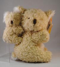 Gymboree Cuddly Koala Lovey Security Plush Stuffed Animal Mother Child New