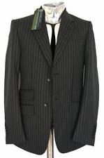Wool Striped Regular Size Suits & Tailoring for Men