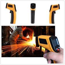 Digital IR Infrarot Thermometer Laser Temperaturmessgerät -50°C bis 380°C VA