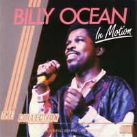 Billy Ocean CD In Motion - The Collection - England