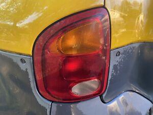 99-01 OEM Left Rear Tail Light Assembly Driver Side LH ISUZU VEHICROSS #623E