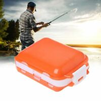 Hot Small Fishing Tool Box Tackle Lure Bait Spoon Hooks Case Accessories Storage
