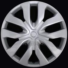 "17"" Set of 4 Wheel Covers Full Rim Snap On Hub Caps fit R17 Tire & Steel Wheels"