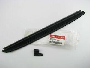New OEM Sunroof Folding Side Cover Left Driver For 14-15 Optima, 13-14 Sonata