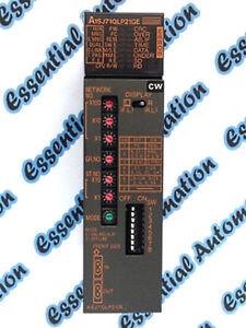 Mitsubishi Melsec A1SJ71QLP21-GE / A1SJ71QLP21GE QnAS MELSECNET/10 Fibre Optic