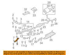 SUBARU OEM 05-07 Legacy 2.5L-H4-Catalytic Converter 44614AA030
