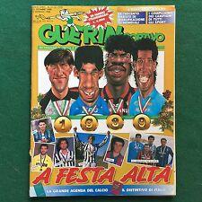 GUERIN SPORTIVO n.51-52/1988 FILM DEL CAMPIONATO 10° STORIA DELLE MAGLIE DIVISE