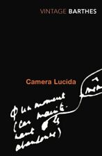 Camera Lucida: Reflections on Photography (Vintage Classics),Roland Barthes, Ri