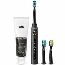 Sonic Toothbrush,Electric Sonic Toothbrush with 5 Modes 4 Hours Charge