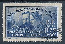 CO - TIMBRE DE FRANCE N° 402 oblitéré