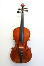 Violino anticato verniciato a mano Atelier Liutaio Brixia  Preseglio Maurizio