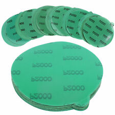60PCS 6 Inch Wet Dry Sander Paper Sanding Discs 400/600/800/1000/1500/2000 Grits