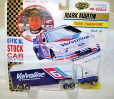 1992 Road Champs Micro Machines Mark Martin Valvoline Tractor Trailer