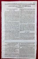 Saint Domingue en 1809 Haïti Christophe Pétion USA Jackson Journal de l'empire