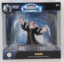 Kaos - Skylanders Imaginators Sensei  Figur - Neu OVP RAR - Chaos / Caos rare
