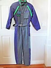 Luhta SnowSuit Men 38 1 pc Jacket Pants Ski Suit Northwave Finland Skiwear