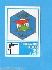 CAMPIONI dello SPORT 1973/74-Figurina n.367- TIRO A VOLO - SCUDETTO -Rec