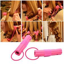 12pcs Magic Foam Rollers Sponge Hair Styling Soft Curler Twist DIY Tool New