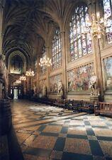 4x Rare Minton Encaustic Floor Tile - St Stephen's Hall. 1850's - Barry & Pugin