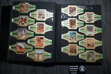 Collection de Bague de Cigare - + de 600 (Asterix, trains, animaux, politique..)