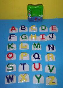 Leap Frog Fridge Phonics Magnetic Letters Base Complete Alphabet set