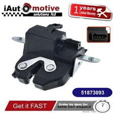 REAR TAILGATE LOCK BOOT LID LATCH MECHANISM 51868085 FOR FIAT DOBLO YPSILON