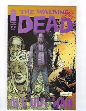 Walking Dead # 119 1st Print NM Image Kirkman AMC Zombie