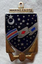 MARINE CFS COTE FRANCAISE SOMALIS DJIBOUTI -  insigne de Marine - DRAGO ROM.