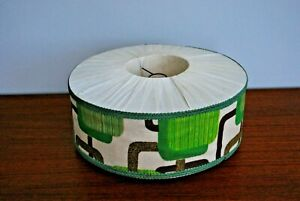 VINTAGE 1960s 70s LAMPSHADE CEILING OR TABLE LAMP SHADE. RETRO KITSCH EAMES ERA