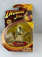 Indiana Jones Raiders of the Lost Ark Sallah Action Figure Hasbro 2008