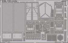 eduard 48669 1/48 Aircraft- F-22A Exterior for Hasegawa