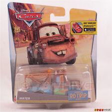 Disney Pixar Cars Road Trip series Mater Tow Truck by Mattel 2015 Rd Tr1p RDTR1P