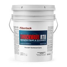 Shockwave RTU 5 Gallon: Multipurpose Disinfectant & Cleaner (5 Gallon)