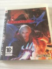 jeu PlayStation 3 - PS3 - DEVIL MAY CRY 4