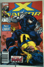 X-FACTOR 81 Marvel comic FVF Aug 1992 CYBER David Stroman modern age SAVE P&P