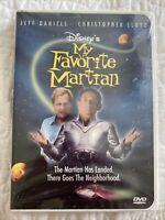 My Favorite Martian (DVD, 2002)