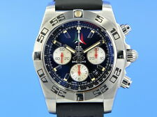 Breitling Chronomat 44 Frecce Tricolori Limited Edition AB01104D/BC62    17521